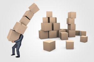 Moving boxes, make sure you have enough boxes when preparinf for a short notice move