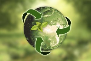 recycling is one of the most important green moving tips