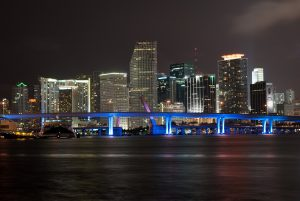 Miami as one of the best cities in Florida for job seekers