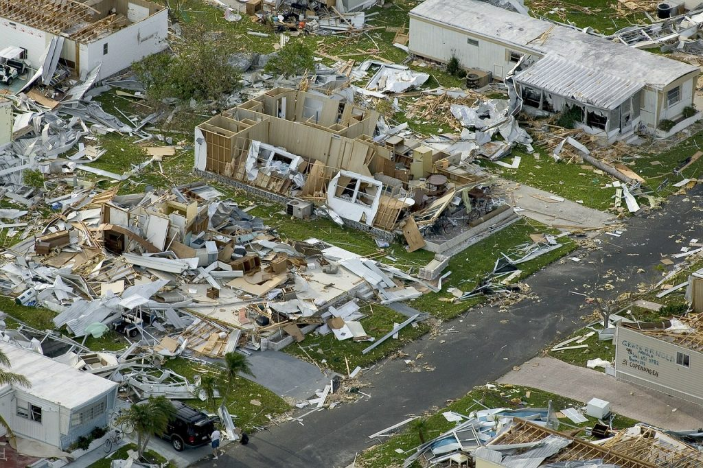 Efficient and affordable hurricane trash removal services