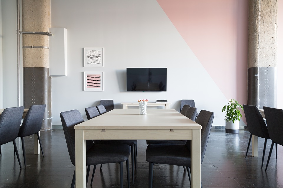 A conference room for movers Miami FL to relocate.