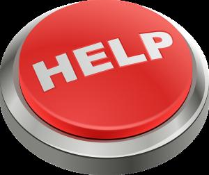 a help button