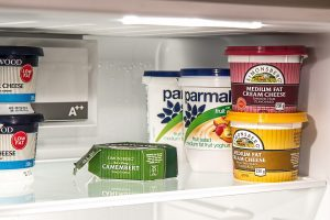 Food to eat before moving your refrigerator with ease.