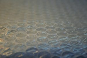 Bubble sheet