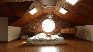 attic transformation ideas - kids room