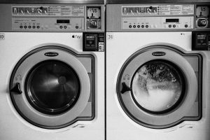 moving electrical equipment in Boca Raton such as two washing machines