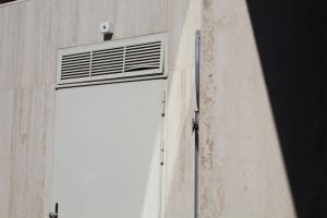 Air condition in a storage facility