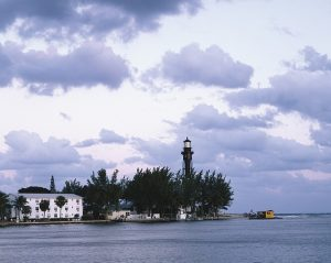 visit the Hillsboro lighthouse after moving to Lighthouse Point