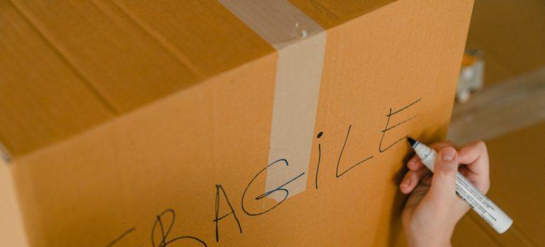 -fragile box
