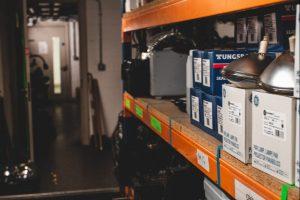 A storage