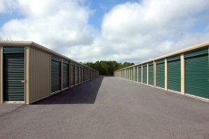 store your seasonal clothes in one of the storage units in your area