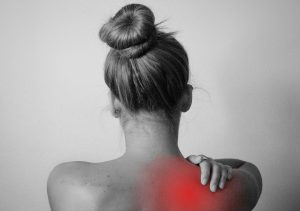 Back pain after heavy lifting