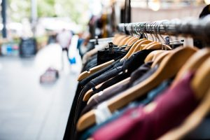 clothes - cleaning tips for your storage unit