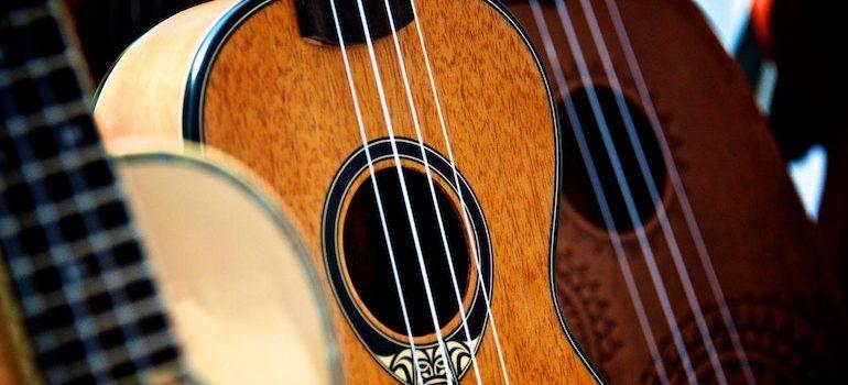a guitare