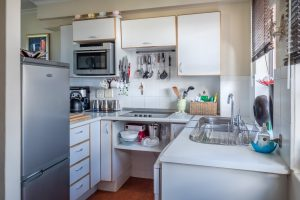 Kitchen should be among the first things to unpack after moving long-distance