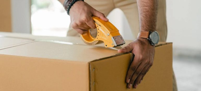 commercial movers florida