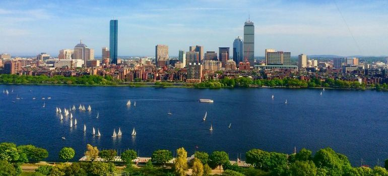 Boston - moving from Florida to Boston