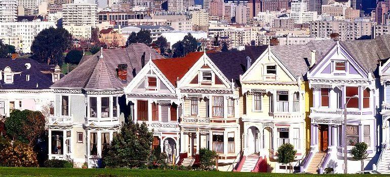 San Francisco homes.