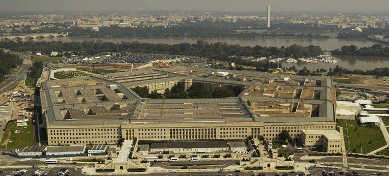 The Pentagon - movers Alexandria VA