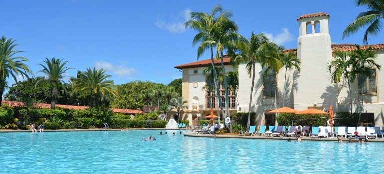 Biltmore Hotel is what makes Coral Gables famous