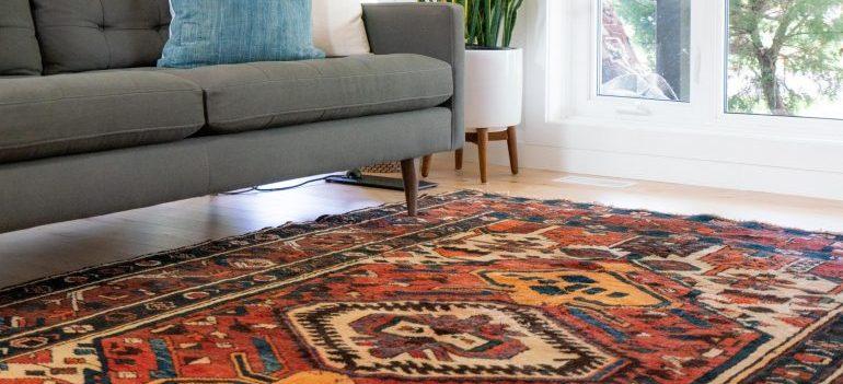 ethnic rug