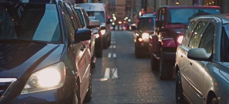Miami vs. LA traffic has a lot of differences