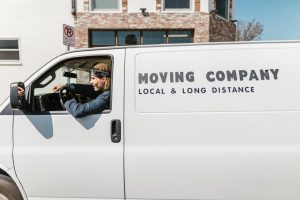mover in vehicle