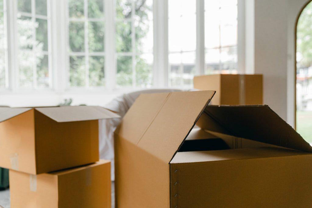 packing supplies provided by movers in Fort Lauderdale
